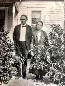 Wilson Taylor and Ellen (Stewart) Taylor